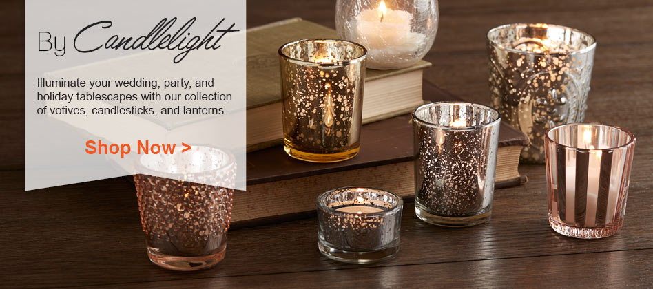 Shop Candles and Accessories Now
