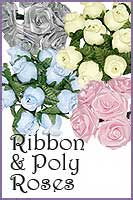 Poly and Ribbon Roses