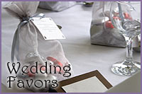 Wedding Favors &  Accessories