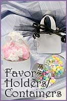 Favor Holders - Containers