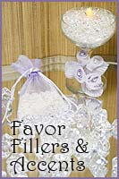 Favor Fillers and Accents