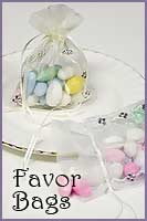 Favor & Gift  Bags