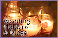 Candle Holders and Rings