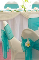 Chair Bows and Sashes