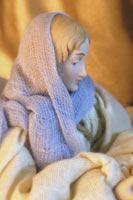 Nativity Scene Dolls