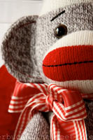 Sock Monkey Accessories