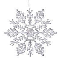 Snow - Snowflakes - Glitter