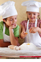 Kids Kitchen and Baking