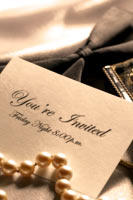 Invitations and Cards