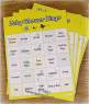 24 Baby Shower Party Bingo Cards