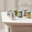 Dollhouse Miniature Beer Cans