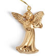 Miniature Gold Angel Ornament - True Vintage