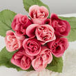 Mauve Artificial Rose Bundle