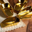 Metallic Gold Candy Scoops