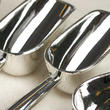 Silver Acrylic Candy Scoops