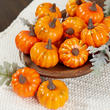 Miniature Artificial Pumpkins