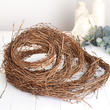 Dried Natural Grapevine Twig Garland