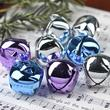 Purple, Blue, and Silver Jingle Bells