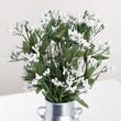 White Artificial Gypsophila Bush