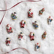 Miniature Traditional Christmas Ornaments