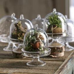 Miniature Acrylic Cloches