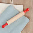Small Retro-Inspired Wood Rolling Pin