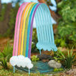 Miniature Fairy Garden Rainbow Arch
