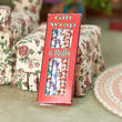 Miniature Box of Christmas Wrapping Paper