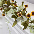 Artificial Sunflower Garland