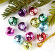 Miniature Ball Ornaments