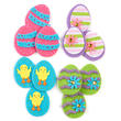 Assorted Easter Egg Felt Stickers