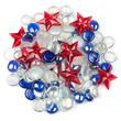 Patriotic Glass Gems