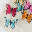 Assorted Feathered Artificial Butterflies