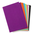 Bright Assorted Sticky-Back Felt Sheets
