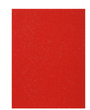 Glimmer Red Felt Sheets