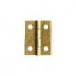 Brass Plate Box Hinges