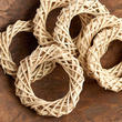 Natural Bleached Vine Wreaths