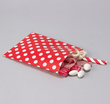 Red Polka Dots Paper Treat Bags