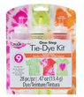 One-Step Tropical Twist Tie Dye Kit