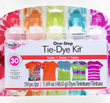 One-Step Luau Twist Tie Dye Kit