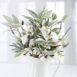Fresh Look Artificial Garden Floral Bundle