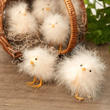 Feathered Artificial Baby Chicks