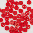 Red Micro Mini Buttons