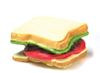 Sandwich Doll Food