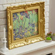 Dollhouse Miniature Gold Framed Van Gogh Painting