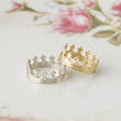 Dollhouse Miniature Crowns