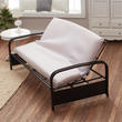 Dollhouse Miniature Convertible Futon Sofa Bed