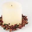 Autumn Berry Candle Ring