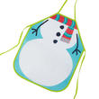 Christmas Snowman Child Apron