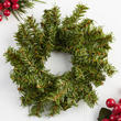 Artificial Canadian Pine Wreath
